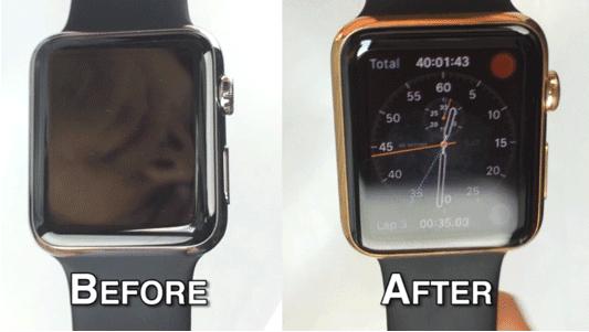 Voor-en-Na-Gouden-Apple-Watch