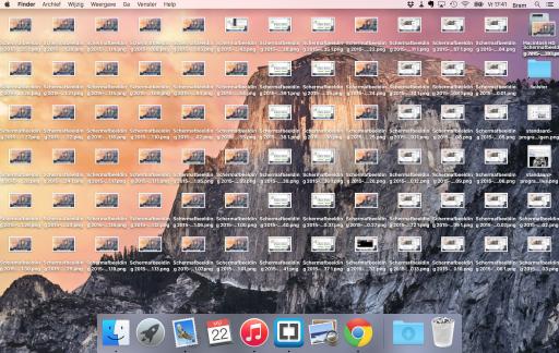 heel veel screenshots