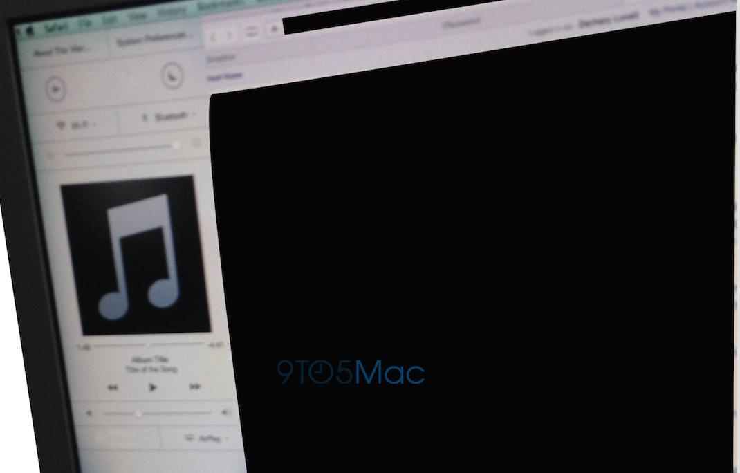 Control Panel OS X 10.11