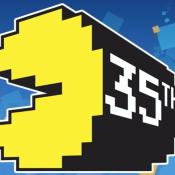 Pac-Man is 35 jaar en trakteert op grote jubileumupdate