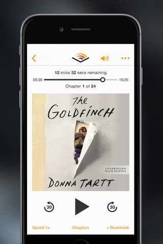 audible iphone app