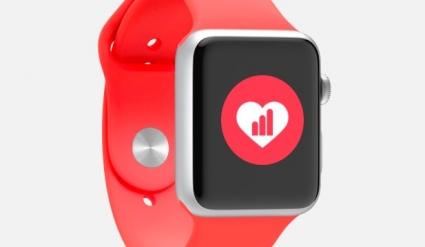 healthdash apple watch horloge
