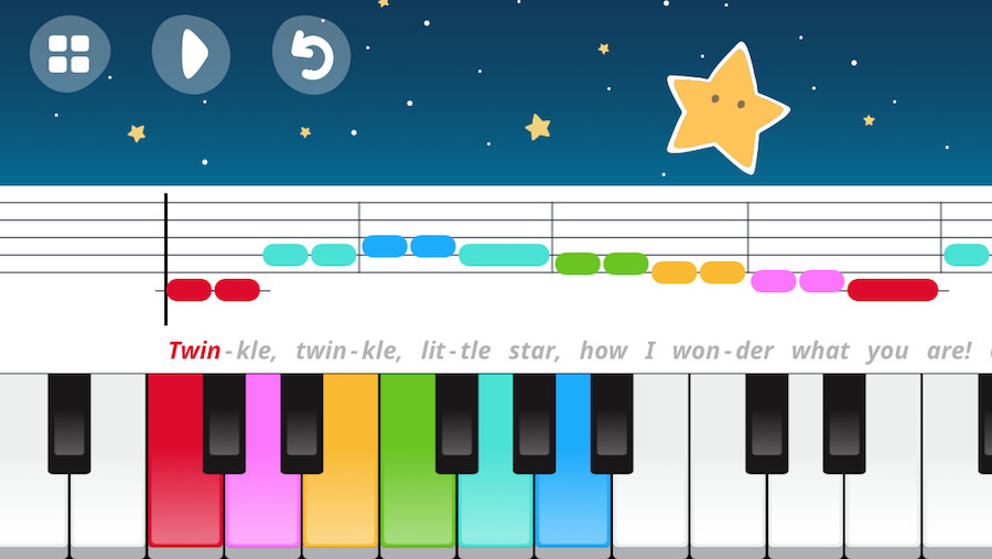 Spelen en zingen - Piano voor kinderen