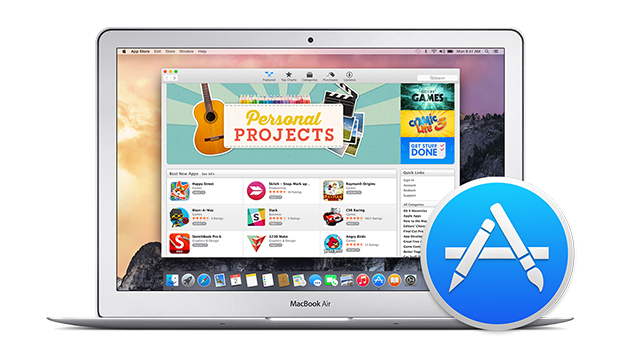 how to download app store for mac