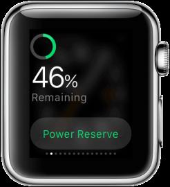 Apple Watch: batterijduur