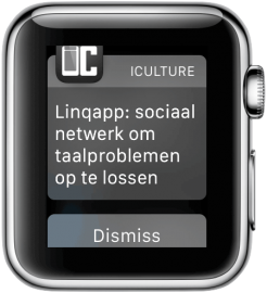 Apple Watch: notificaties