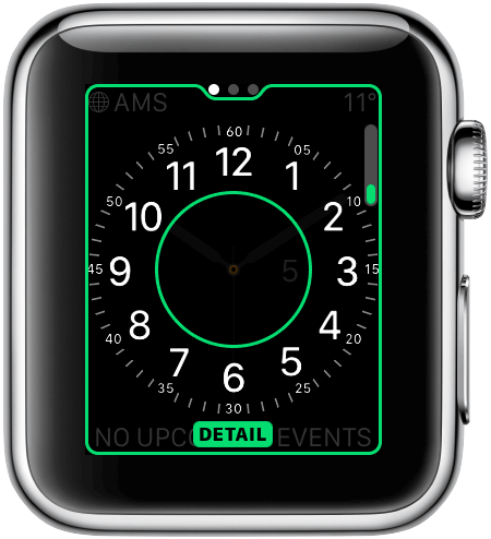 Apple Watch: wijzerplaat instellen