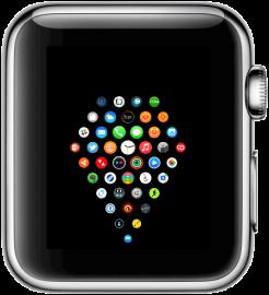 Apple Watch: interface