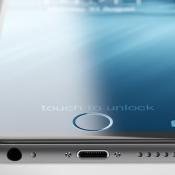 Concept: iPhone 7 met dubbele camera en volledig dekkend scherm