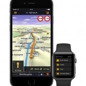Navigon Apple Watch