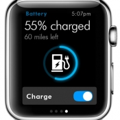 Volkswagen Apple Watch app