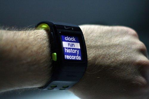 Nike Sportwatch GPS uitgelicht