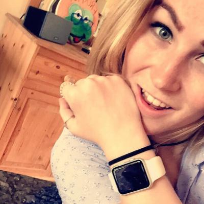 Apple Watch Molly Watt