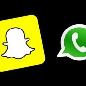 WhatsApp grootste netwerk in Nederland, Snapchat en Instagram snelstgroeiende