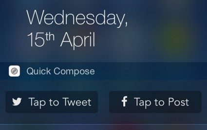 Quick Compose featured