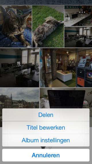 MyAlbum-app