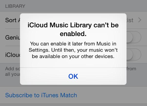 iCloud-Error-Apple-Music
