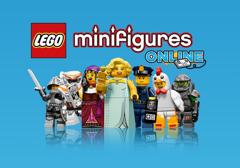 LEGO-Minifigures-Online