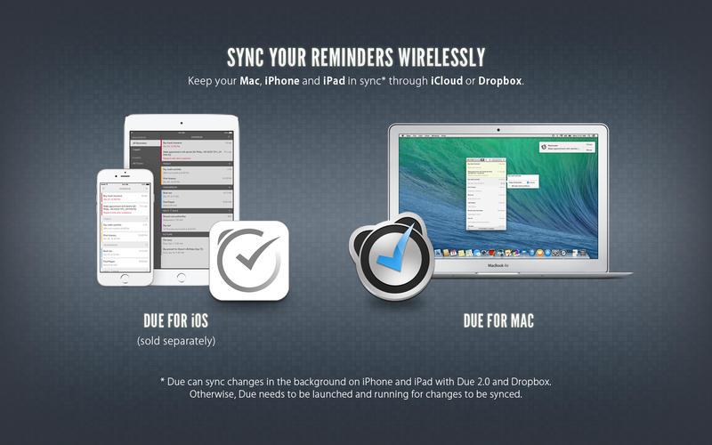 Due-Mac-App