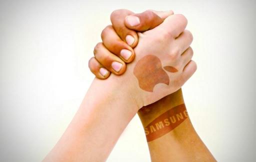 Samsung-Apple-Geheugen