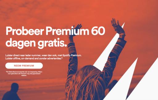 spotify-gratis-proefperiode