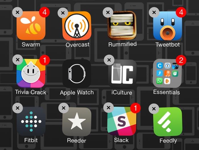 apps-verwijderen