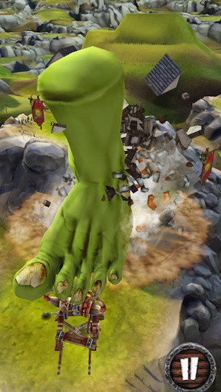 Warhammer Snotling Fling 2