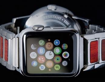 Apple Watch Barrel Duo