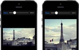 iOS 9 video zoomen