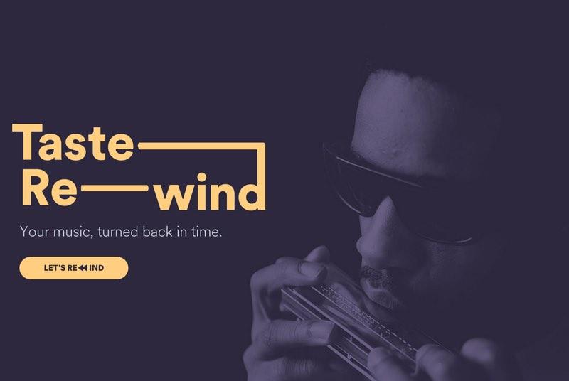 spotify-taste-rewind