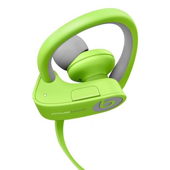 Powerbeats 2 groen