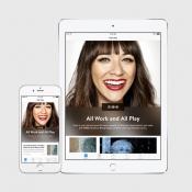 De eerste screenshots van Apple News