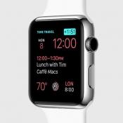 Zo werkt Time Travel op de Apple Watch