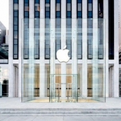Apple Store aan Fifth Avenue wordt gerenoveerd