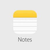 De Notities-app van iOS 9 is geheugensteuntje, tekenblok en tekstverwerker