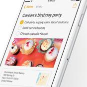 Notities iOS 9