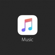 Apple-Music-iOS-icoon
