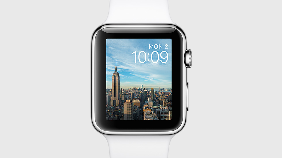 watchOS 2 Time-Lapse