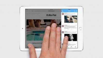 Multitasking-iPad