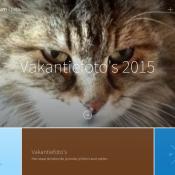 MyAlbum: vertel het verhaal bij vakantiefoto's met tekst en widgets
