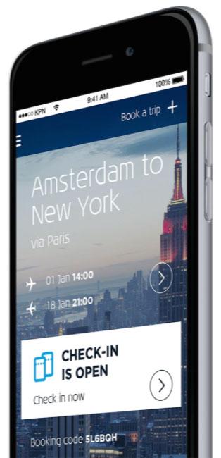 KLM-vernieuwt-app