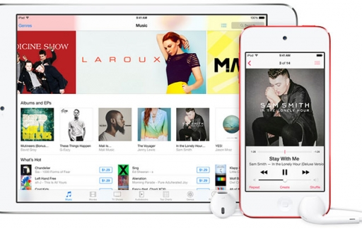 how to add iphone to itunes account