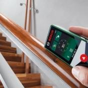 Bosch maakt digitale rolmaat met iOS-app