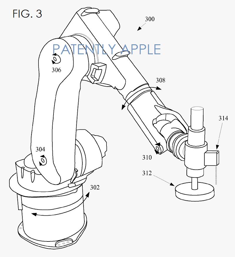 Apple-robotarm-patent