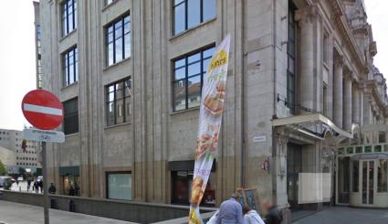 Apple Store Eiermarkt Antwerpen