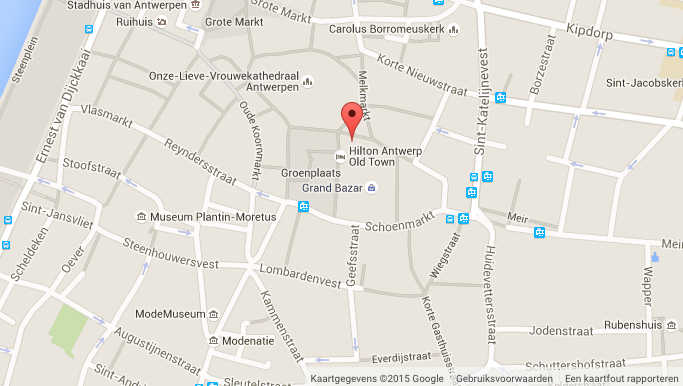 Apple Store Antwerpen locatie
