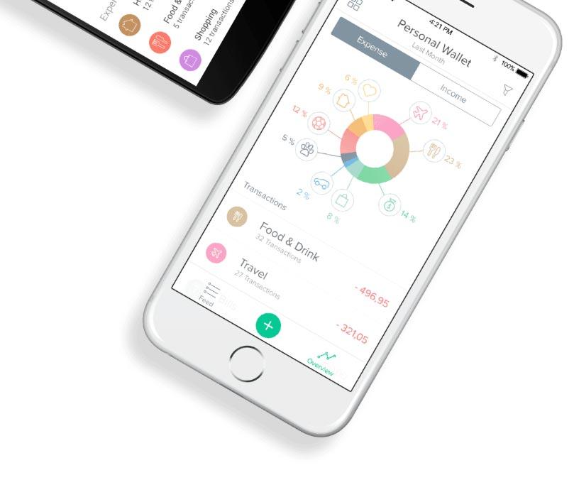 spendee-iphone-app