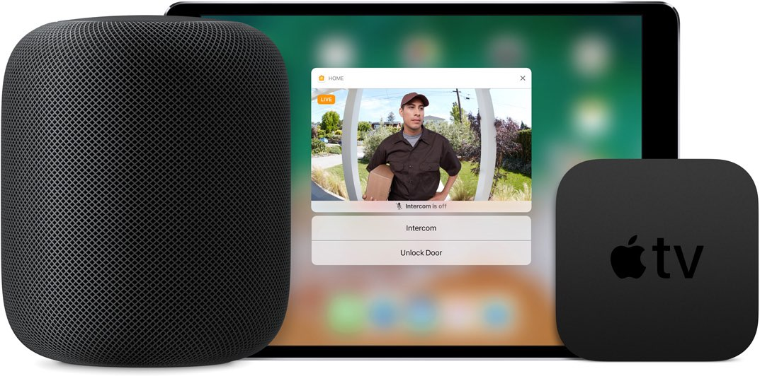 HomeKit hub: gebruik je HomePod, Apple TV of iPad als woninghub