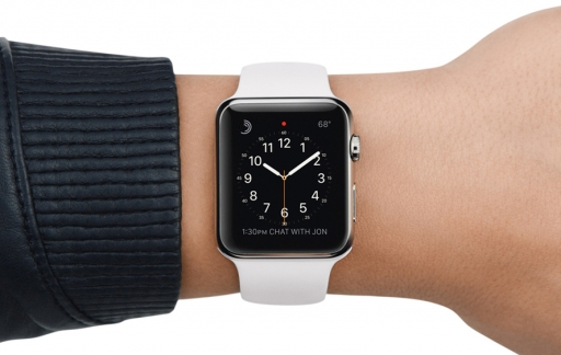 Apple Watch wijzerplaat
