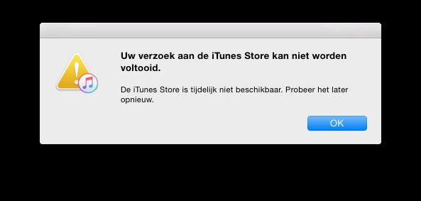 App Store Nederlandse apps storing